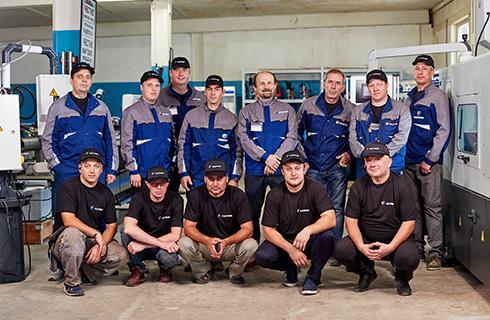 векпром команда сервисных инженеров